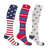 PATRIOTIC COLLECTION (3-PAIRS)