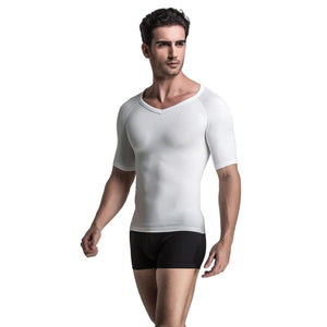 Men's Zoned Performance V-Neck