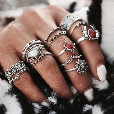 Faith Ring Set