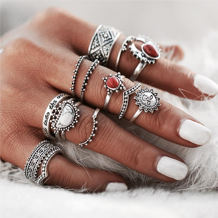 Micah Ring Set - darcyroseuk
