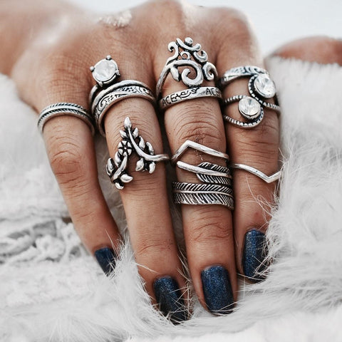 Micah Ring Set