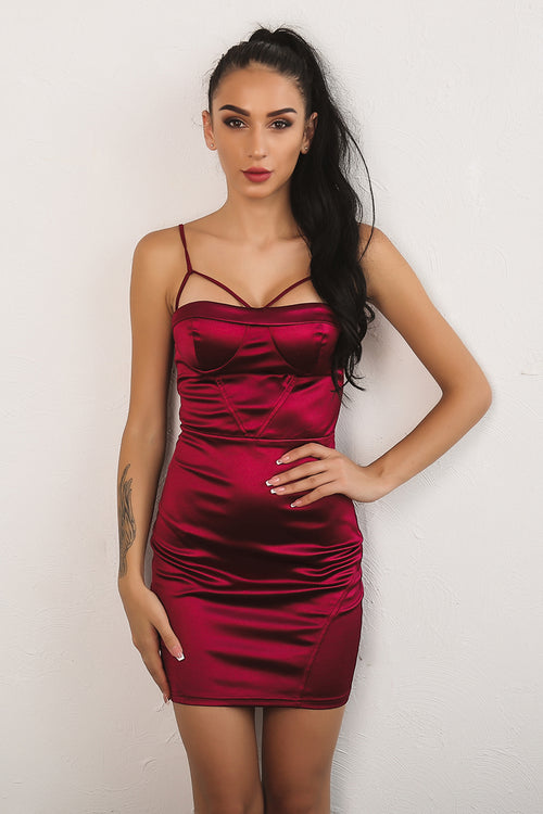 Polly Silk Dress - darcyroseuk