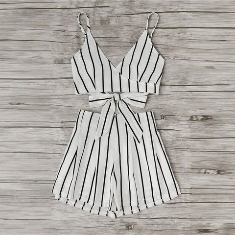 Paloma Ruffle Off the Shoulder Two Piece