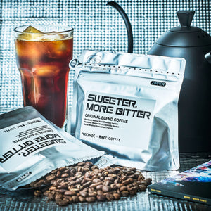 EPISTROPH x REC COFFEE Sweeter, More Bitter (ブレンド豆)