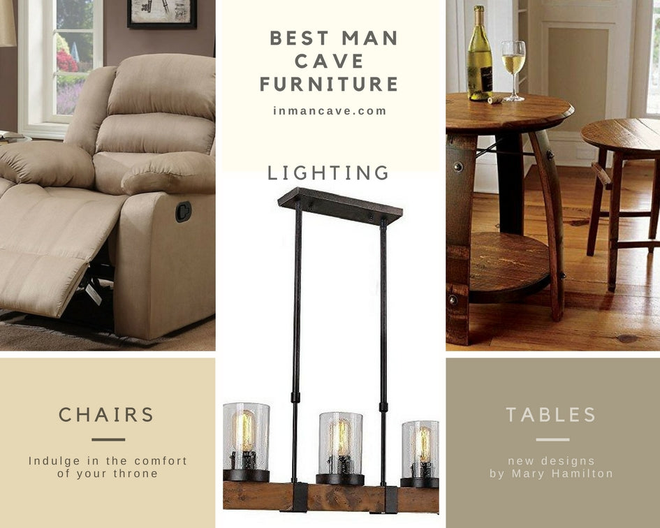 Must Have Man Cave Furniture : Man cave furniture u2013 top 5 must haves in