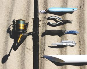 A BEGINNERS GUIDE TO YOUR FIRST ROD & REEL