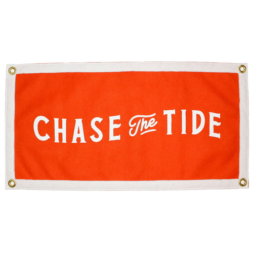CHASE THE TIDE BANNER