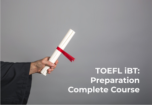TOEFL iBT: Preparation Complete Course