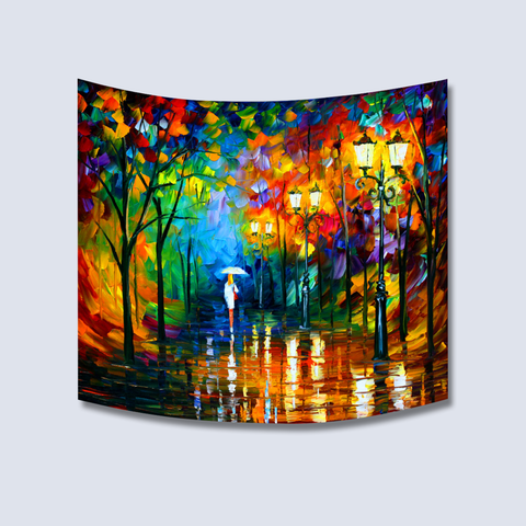 Oil Painting Tapestry
