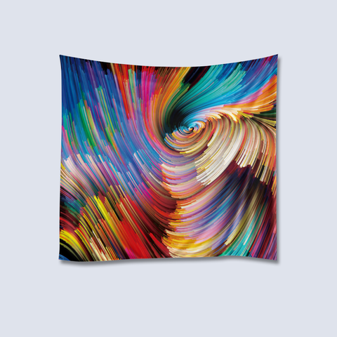 Psychedelic Art Tapestry - Abstract