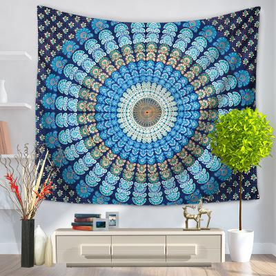 Simple Mandala Tapestry