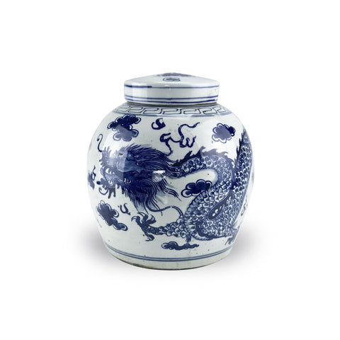 Dragon Ginger Jar - Karavanhk