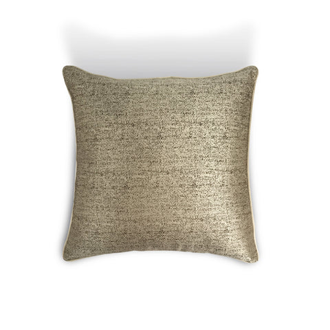Gold Textured Cushion - Karavanhk