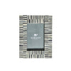Grey Stripe Photoframe