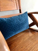 Blue Quilted Cushion - Karavanhk
