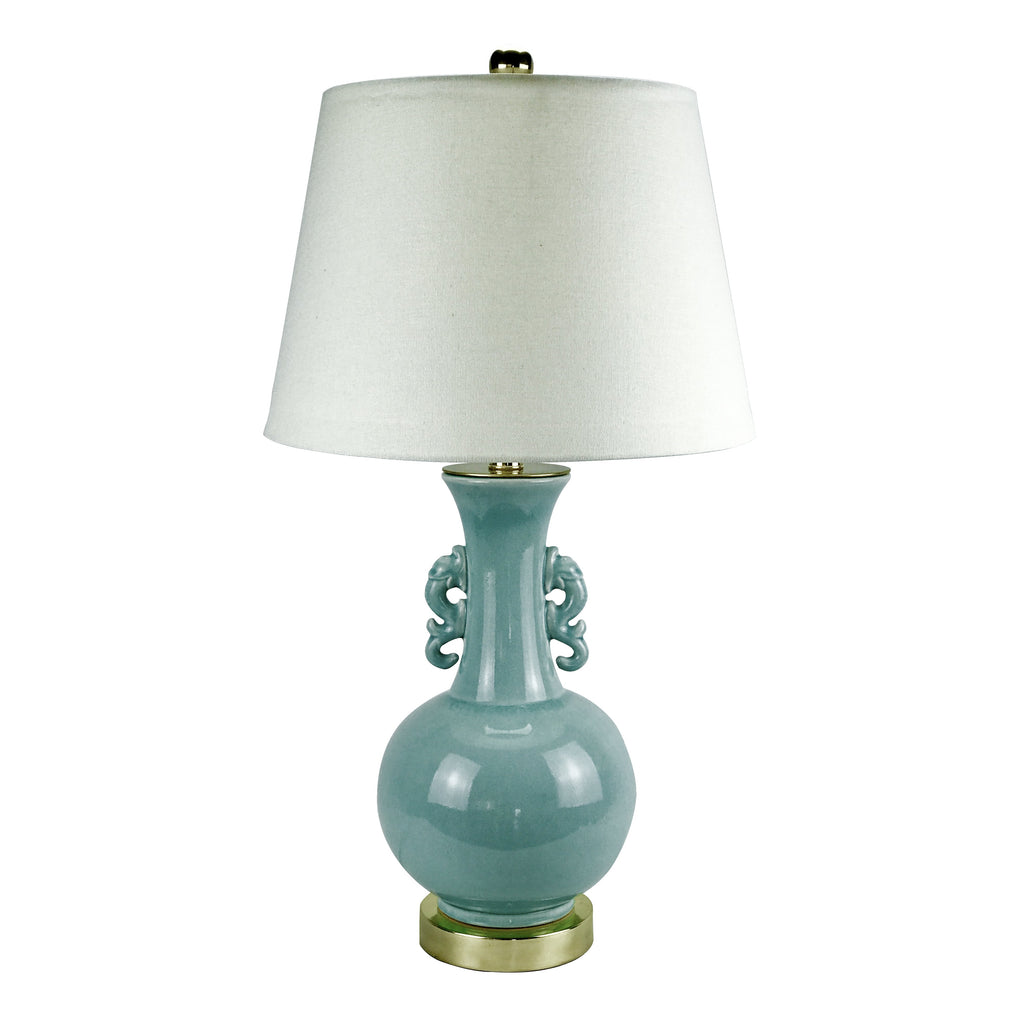 Mandarin Table Lamp - Karavanhk