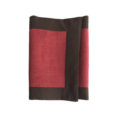 Chinese Red Table Runner - Karavanhk