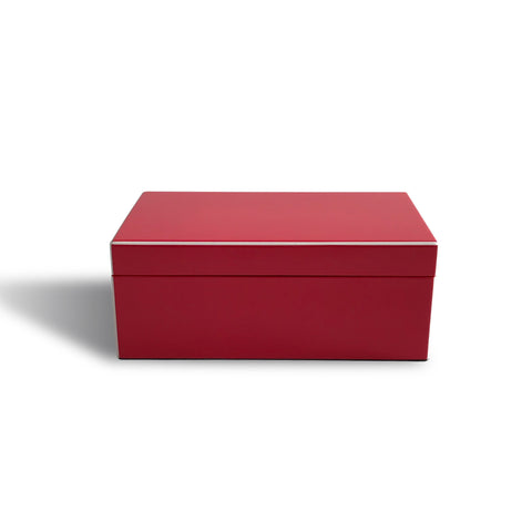 Ruby Jewellery Box