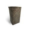 Artisanal Wastepaper Basket, Set of 3 - Karavanhk
