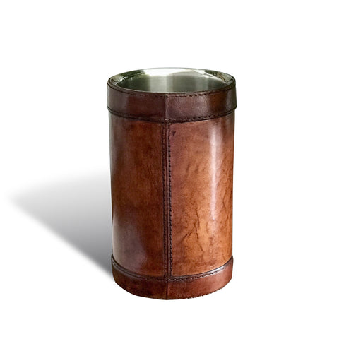 Colonial Leather Wine Cooler - Karavanhk