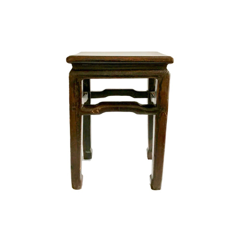 Antique wooden stool - Karavanhk