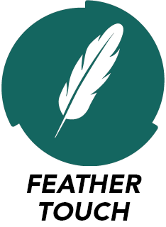 Cobra Feather Touch Icon.