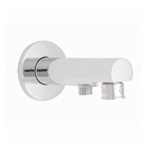 Cobra Tubular Bath Spout with Diverter