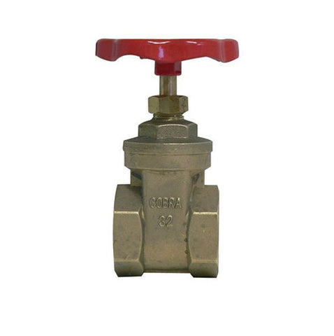 Cobra Gate Valve 25mm FxF