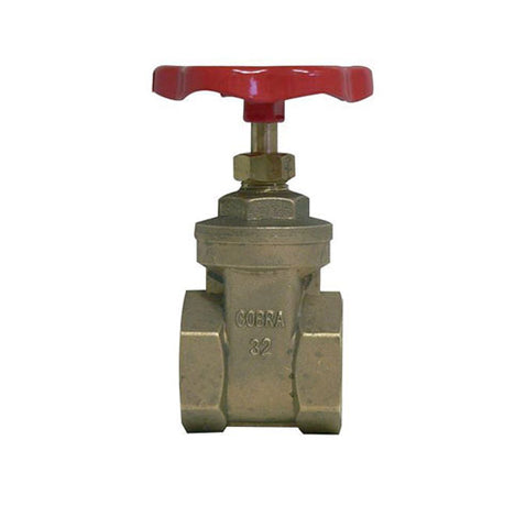 Cobra Gate Valve 50mm FxF
