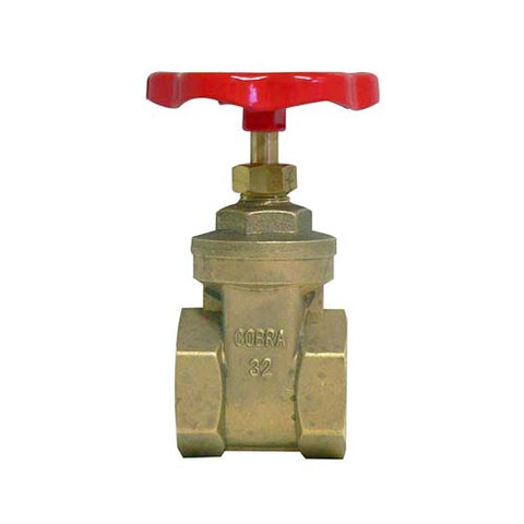 Cobra Gate Valve 60mm FxF - Non DZR