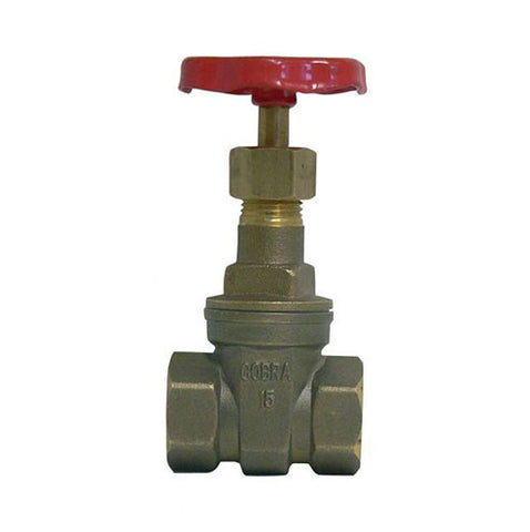 Cobra Gate Valve 40mm FxF - Non DZR