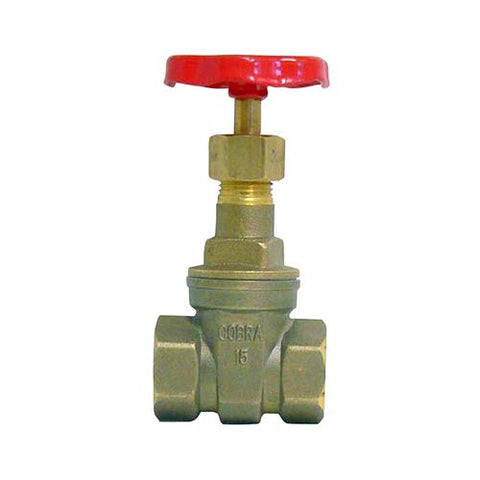 Cobra Gate Valve 90mm FxF - Non DZR