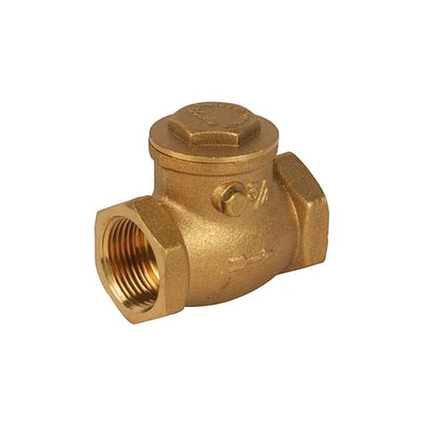 Cobra Brass Check Valve