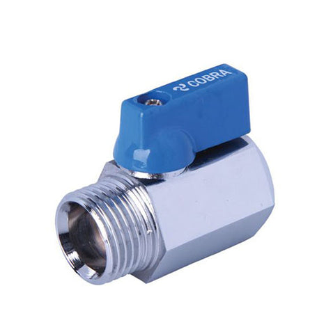 Cobra Ball Valve, Mini MXF