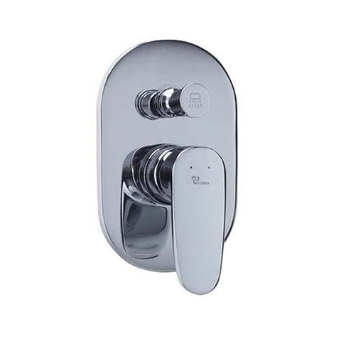 Cobra Focus Concealed Bath / Shower Diverter Mixer