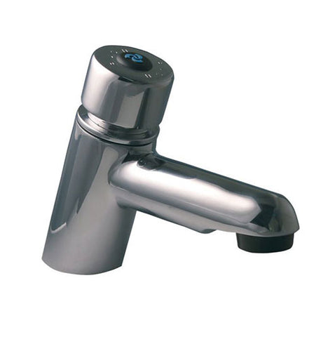 Cobra Chrome Metering Tap