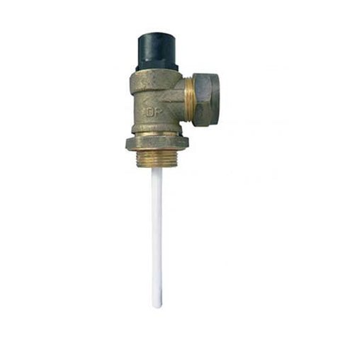 Cobra Temperature, Pressure and Safety Valve 400KPa