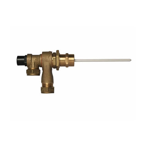 Cobra Temperature, Pressure and Safety Valve 400KPA+BANJO
