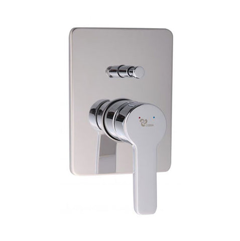 Cobra Tiari Bath and Shower Mixer, with Diverter