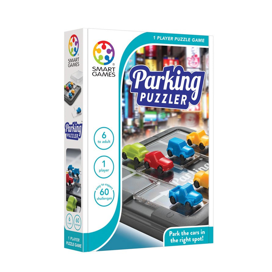 PARKING PUZZLE - toybox.ae