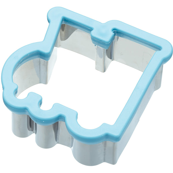 LET´S MAKE TRAIN SHAPE SANDWICH CUTTER - toybox.ae