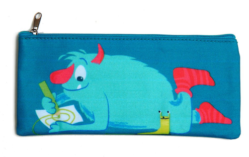 The Scruffles Pencil Case - toybox.ae