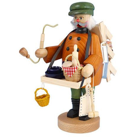 Incense Smoker Peddler - toybox.ae