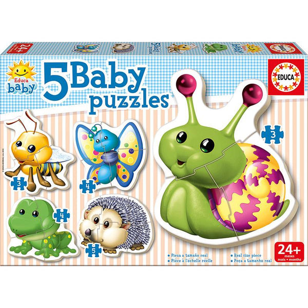 Educa Forest Animals Puzzle - toybox.ae