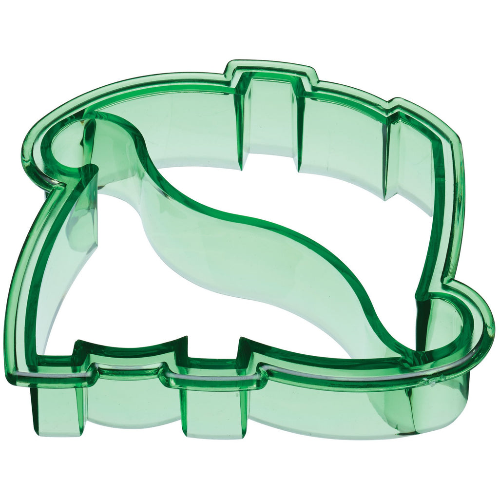 LET´S MAKE PLASTIC  DINOSAUR SHAPE SANDWICH CUTTER - toybox.ae