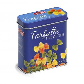 Farfalle in a Tin