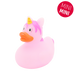 Mini Pink Unicorn Duck -design by LILALU - toybox.ae