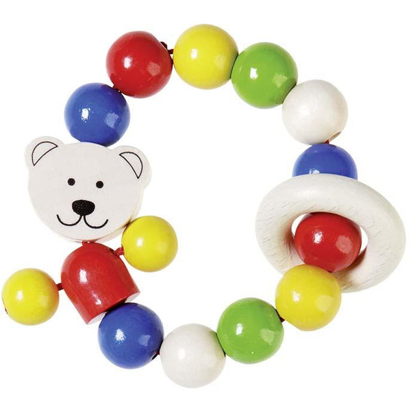 Heimess Touch ring elastic with bear - toybox.ae