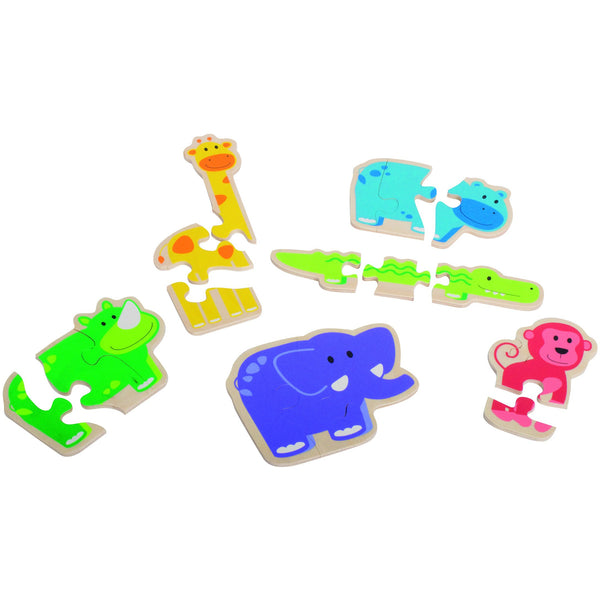 Beleduc Happy Animals - toybox.ae