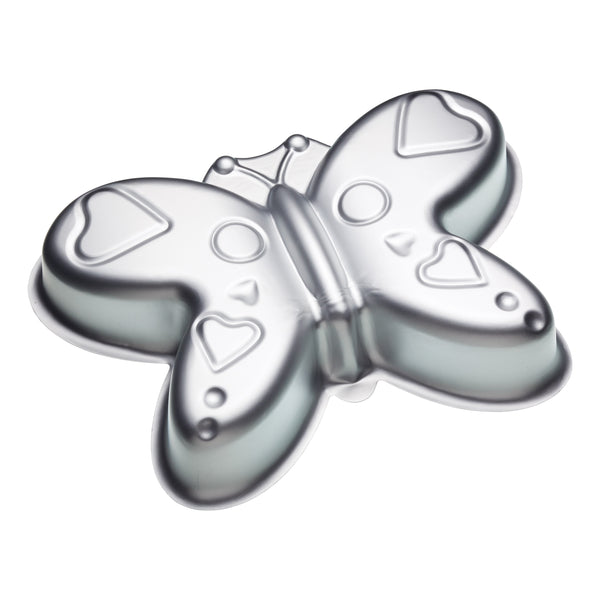 SWEETLY DOES IT BUTTERFLY SHAPED CAKE PAN - toybox.ae